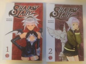 + + Shadow Lady 1 Et 2 Manga (masakazu Katsura, Shiro Jump) Top! + +-afficher Le Titre D'origine