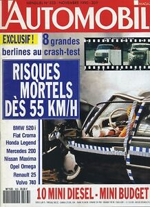 L-AUTOMOBILE-MAGAZINE-n-533-11-1990