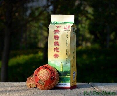 2009*Pu-erh Tea*Xiaguan Premium Teji Raw Tuo Cha Puer Tea-500g Free Ship