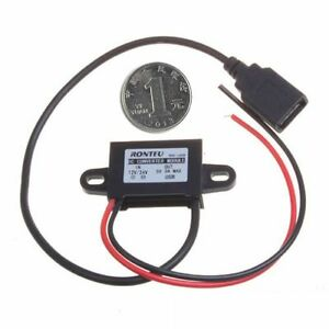New-DC-DC-Converter-Output-Power-Adapter-24V-12V-To-5V-USB-Step-Down-Module