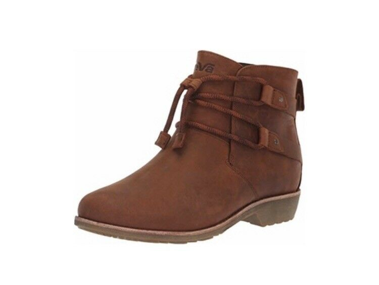 Teva De La Vina Dos Shorty Leather boots 9