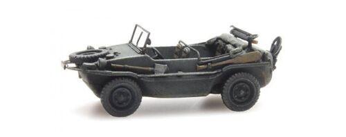 Neu Artitec 6870073-1//87 WWII Dt Grau Schwimmwagen Vw166 K2S