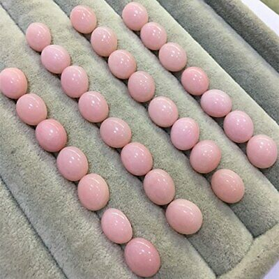 Details about  /Rarest Lot Natural Amazonite 9X11 mm Oval Cabochon Loose Gemstone