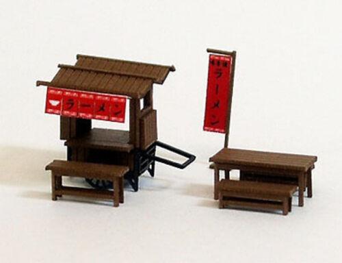 Ständer 1//150 n Maßstab Ramen Sankei MP04-26 Nudel