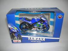 Maisto Yamaha YZR-M1 Valentino Rossi 2016 MotoGP Moto GP Movistar, 1:18 #46
