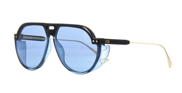 7a49e19227 Christian Dior Club 3 D51ku Blue Avio Sunglasses for sale online