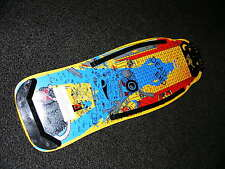 Variflex Old School Skateboard Deck Dead End 1988 Stunning Condition