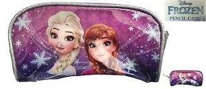 Disney-Frozen-Elsa-Anna-Olaf-Pencil-Case-Holder-Bag-Pens-School-Pouch-Party-Gift