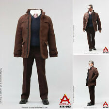 ACPLAY Gotham City Police Commissioner Gordon Coat suit Clothes 1/6 FIGURE