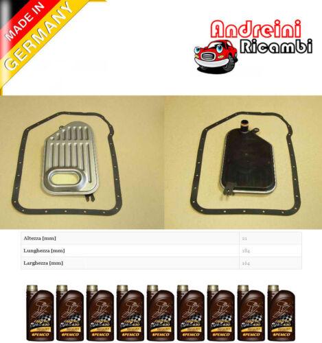 KIT FILTRO CAMBIO AUTOMATICO /> //1014 OLIO AUDI ALLROAD I 2.5 TDI V6 DAL 2000