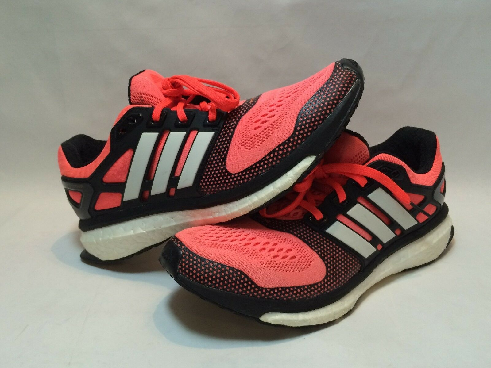 MENS ADIDAS ENERGY BOOST 2 SHOES,SLIGHTLY USED,CLEAN,SIZE 6.5 U.S