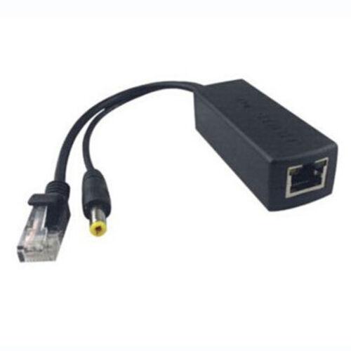 DC Isolated PoE Splitter Network Power Over Ethernet 48V TO 12V 15W