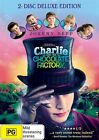 Charlie And The Chocolate Factory (DVD, 2006, 2-Disc Set)
