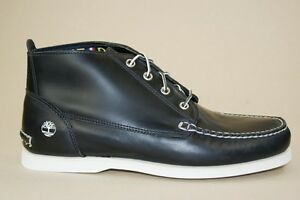 Details about Timberland 4 Eye Chukka Boat Shoes Men Shoes Lace up Boat Shoes 97571
