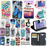 For Samsung Galaxy Core Prime LTE G360 G3608 PU Leather Wallet Flip Case Cover