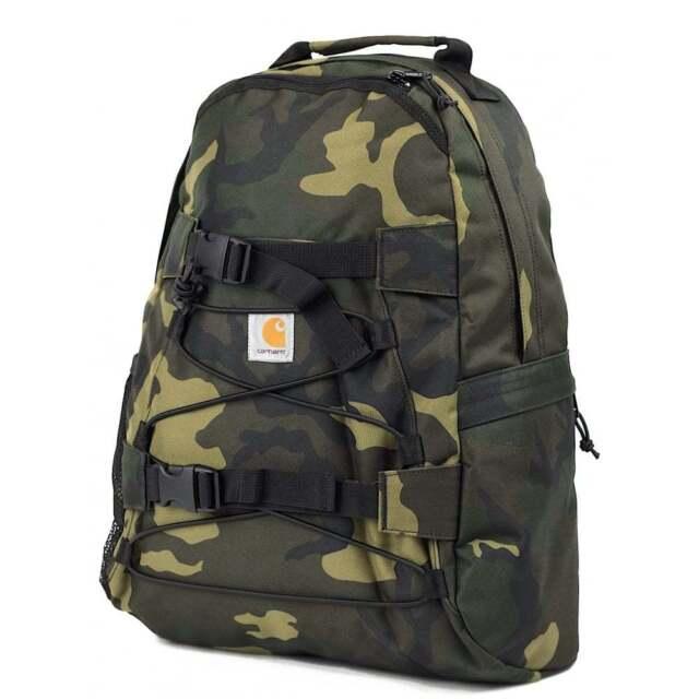 CARHARTT Kickflip Backpack - Camo Laurel 1006288-64 Rucksack   FREE Haribo