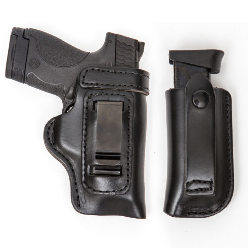 "COMBO PACK IWB OWB RH LH Gun Holster /& Mag For Springfield 1911 5/"" w// Rails"
