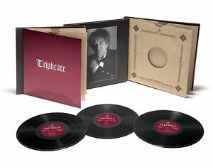 Bob-Dylan-Triplicate-Numbered-Deluxe-3-x-180gram-Vinyl-LP-Set-NEW-amp-SEALED