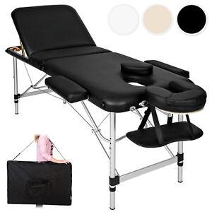Lettino Per Massaggio Portatile In Alluminio.Dettagli Su Lettino Massaggi Portatile Massaggio Alluminio Fisioterapia 3 Zone Borsa