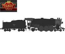 Broadway Limited 4608 HO Scale USRA 4-6-2 FW&D #552 Locomotive w/ DCC & Sound