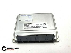 BMW X5 E53 3.0 PETROL ENGINE CONTROL MODULE UNIT ECU 2005 7528050