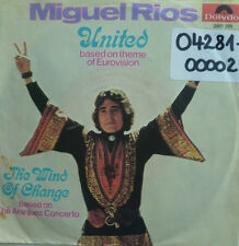 "7"" 1971 KULT ! MIGUEL RIOS : United / VG++++"