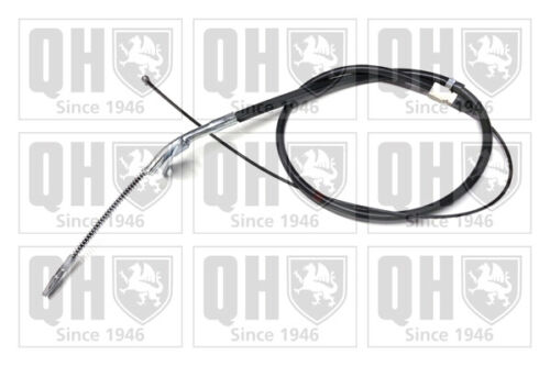 Brake Cable fits MERCEDES 207D 601 2.4D Rear Left 82 to 90 Hand Brake QH Quality