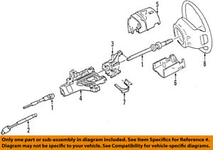 1997 ford ranger steering column diagram wiring diagram Ford Pinto Steering Column Wiring Diagram