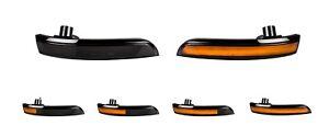LED-Dynamische-Spiegelblinker-Laufblinker-Aussenspiegel-Ford-Kuga-2-Ecosport-SP4