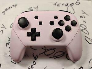 New Nintendo Switch Custom Light Pink Pro Controller Ebay