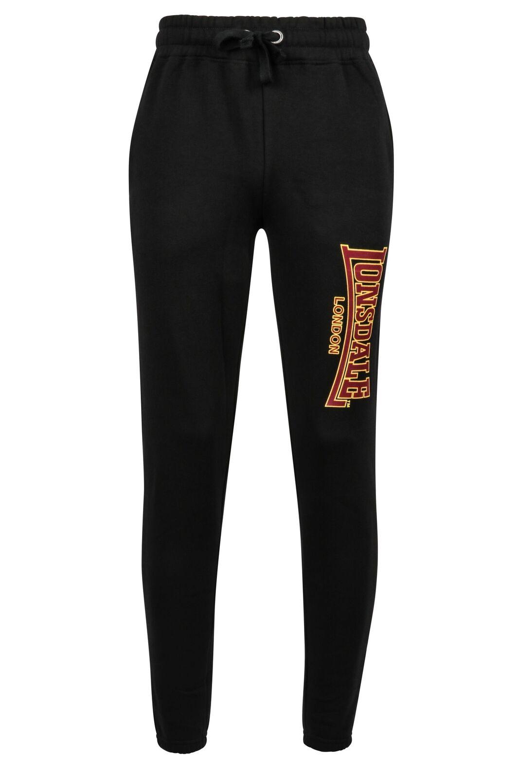 Lonsdale Men's Sweatpants Goole Jogging Pants Freizithose S M L XL XXL 3XL