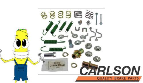 Complete Rear Parking Brake Hardware Kit for Toyota RAV4 2004-2005