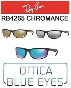 2b992b984e0 Occhiali da Sole RAYBAN RB4265 CHROMANCE COLLECTION Sunglasses Ray ...