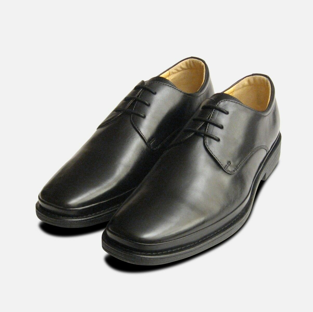 Steptronic Formel Noir Homme à Lacets Chaussures