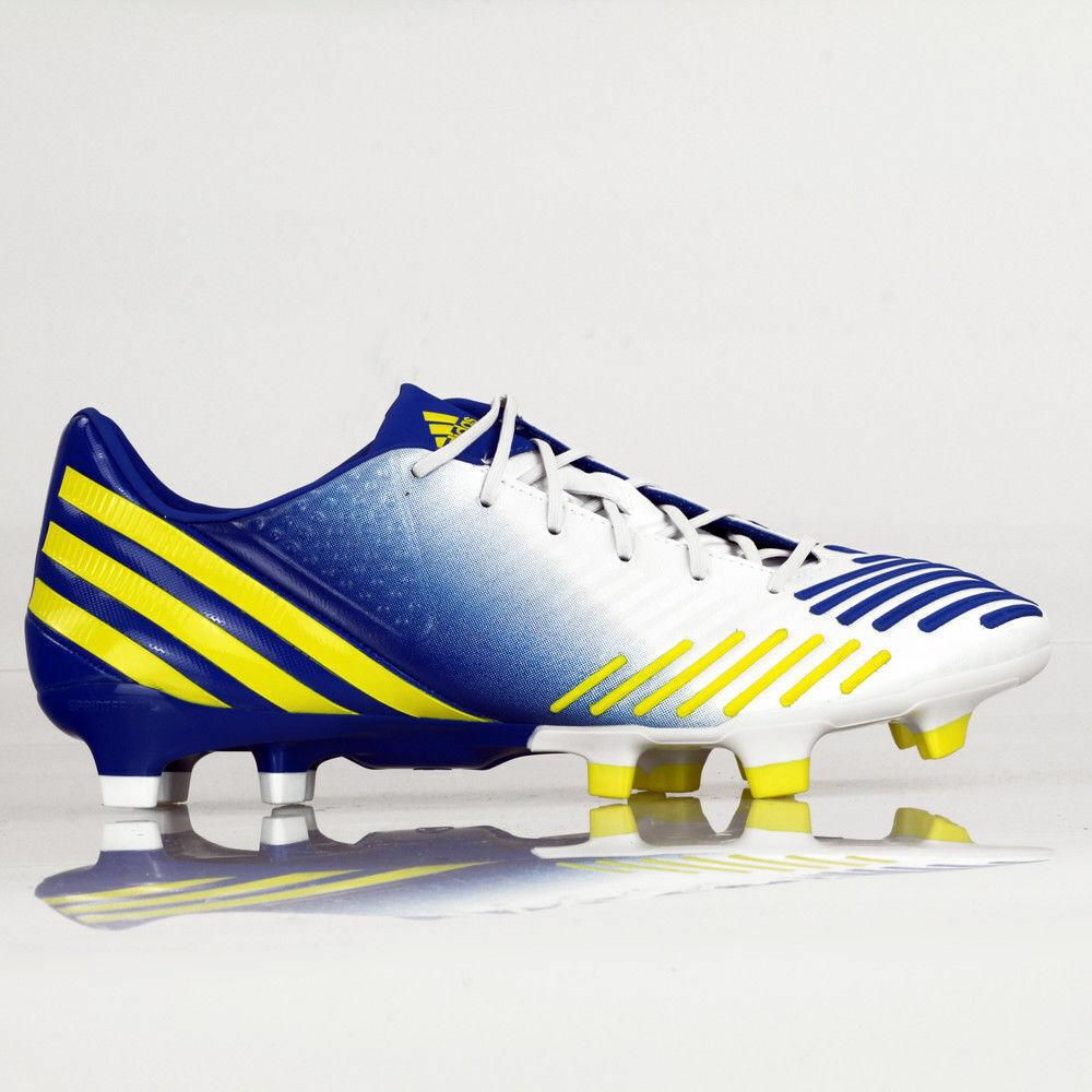 Adidas projoator lz trx fg botas de fútbol levas azul g65168