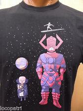 Mens Licensed Marvel Galactus Shirt New L