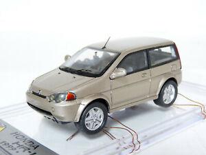 Make-Up-1-43-2000-Honda-HR-V-Resin-Handmade-Model-Car-Kit