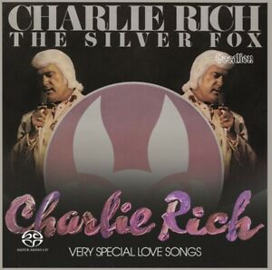 Charlie-Rich-Silver-Fox-and-Very-Special-Love-Songs-SACD-Dutton-Lab-NEU