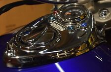 TRIUMPH AMERICA SPEEDO GAS TANK SPIKES chopper bobber speedometer fuel