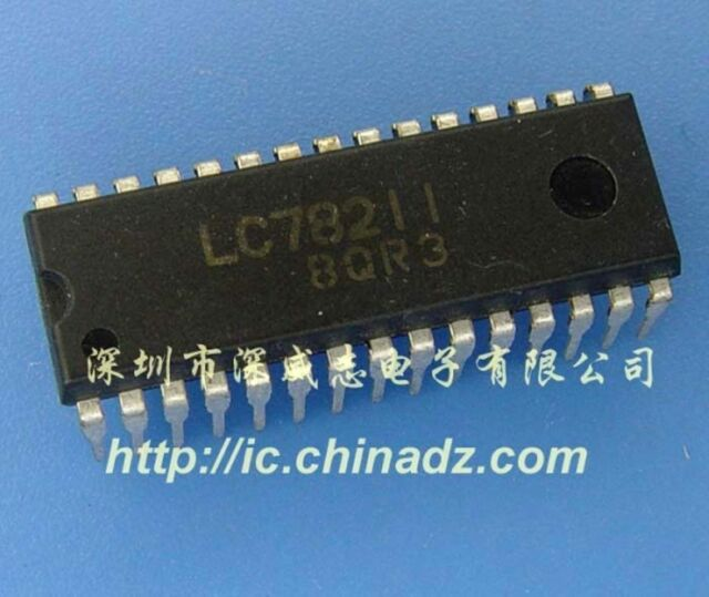 LC78211 Analog Function Switch IC