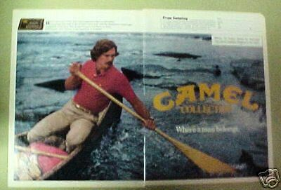 "1981John Henry Men's Fashion Collection Camel 2""Pg""AD"