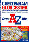 A-Z Cheltenham, Gloucester and Stroud by Geographers' A-Z Map Company (Paperback, 2003)