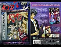 Samurai Deeper Kyo - Complete Collection With Gameboy Game - Brand Anime Dvd