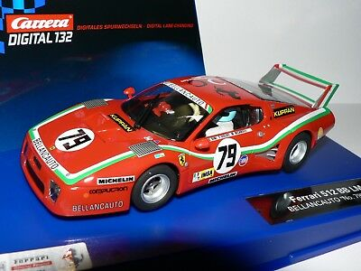 Modellbau Autos Carrera Digital132 30577 Ferrari 512 Bb Lm Bellancauto No 79 1980 Neu Durable Service