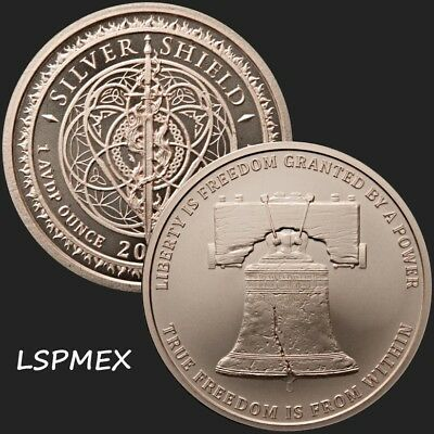 2018 Silver Shield MiniMintage Series Federal Tyrant 1 oz .999 Copper BU Round