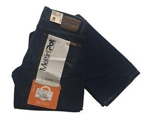 Meltin Pot MARKD1120UK2 Jeans Uomo Col Denim Scuro tg 28   -63% OCCASIONE   