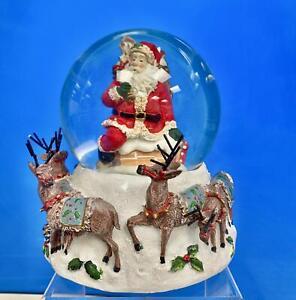 "Kurt Adler 5/"" Resin ~JIMI HENDRIX~Purple Haze Christmas Ornament~Rock Legend"