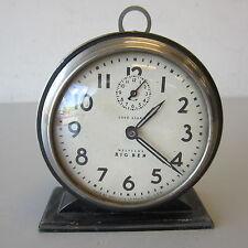 Vintage Westclox Big Ben Loud Alarm Clock Table Desk Wall Hanging Works