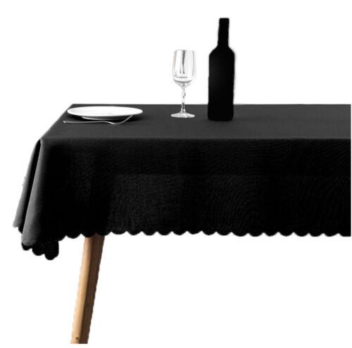 Nappe Couverture De Restauration événements Fête De Mariage Polyester vaisselle table cloth