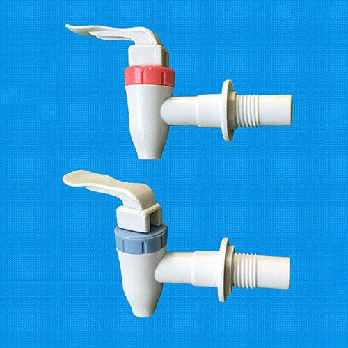 AU/_ Universal Plastic Push Type Cold Hot Water Dispenser Tap Faucet Replacement